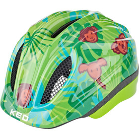 KED Meggy II Trend Helm Kinder safari/green